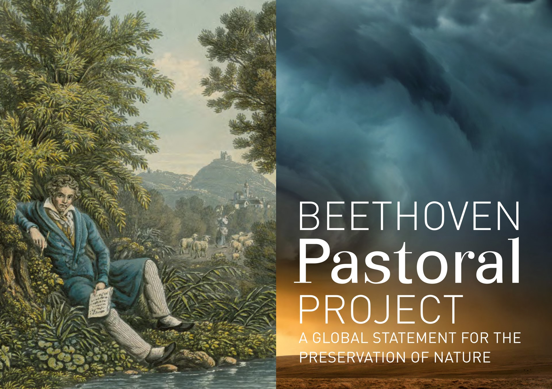 Beethoven Pastoral Project Visual
